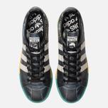 Мужские кроссовки adidas Originals x Raf Simons Samba Stan Core Black/Cloud White/Bright Blue фото- 5