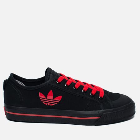 Кроссовки adidas Originals x Raf Simons Matrix Spirit Low Black/Red