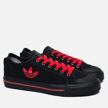 Кроссовки adidas Originals x Raf Simons Matrix Spirit Low Black/Red фото- 0