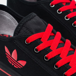 Кроссовки adidas Originals x Raf Simons Matrix Spirit Low Black/Red фото- 5