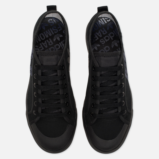 Мужские кроссовки adidas Originals x Raf Simons Spirit Low Core Black/Core Black/Night Sky