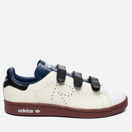 Кроссовки adidas Originals x Raf Simons Stan Smith Comfort Cream White