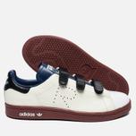 Кроссовки adidas Originals x Raf Simons Stan Smith Comfort Cream White фото- 1