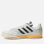Мужские кроссовки adidas Originals x Raf Simons Torsion Stan Cloud White/Core Black/Light Grey фото- 1