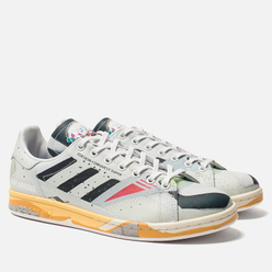 Мужские кроссовки adidas Originals x Raf Simons Torsion Stan Cloud White/Core Black/Light Grey