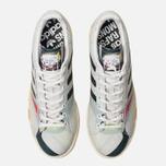 Мужские кроссовки adidas Originals x Raf Simons Torsion Stan Cloud White/Core Black/Light Grey фото- 5