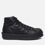 Кроссовки adidas Originals x Rick Owens Mastodon Pro Model Ro Black/Ro Black/Ro Black фото- 0