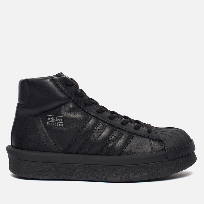 Кроссовки adidas Originals x Rick Owens Mastodon Pro Model Ro Black/Ro Black/Ro Black