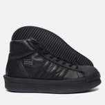 Кроссовки adidas Originals x Rick Owens Mastodon Pro Model Ro Black/Ro Black/Ro Black фото- 2