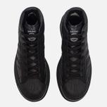 Кроссовки adidas Originals x Rick Owens Mastodon Pro Model Ro Black/Ro Black/Ro Black фото- 4
