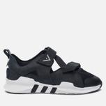 Мужские кроссовки adidas Originals x White Mountaineering ADV Sandals Core Black/White фото- 0