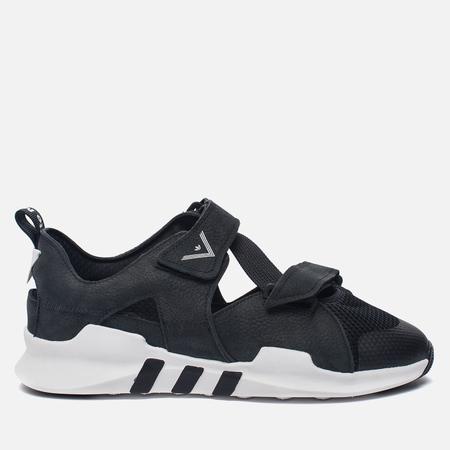 Мужские кроссовки adidas Originals x White Mountaineering ADV Sandals Core Black/White
