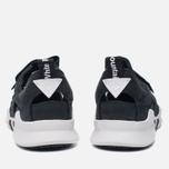 Мужские кроссовки adidas Originals x White Mountaineering ADV Sandals Core Black/White фото- 5
