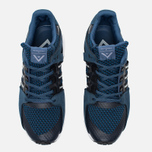 Мужские кроссовки adidas Originals x White Mountaineering EQT Running Blue/White/Black фото- 4
