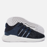 Мужские кроссовки adidas Originals x White Mountaineering EQT Support Future Collegiate Navy фото- 1