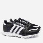 Мужские кроссовки adidas Originals x White Mountaineering Racing 1 Black/White фото- 1
