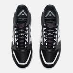 Мужские кроссовки adidas Originals x White Mountaineering Racing 1 Black/White фото- 4