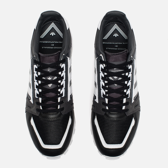Мужские кроссовки adidas Originals x White Mountaineering Racing 1 Black/White