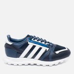 Мужские кроссовки adidas Originals x White Mountaineering Racing 1 Navy/White фото- 0