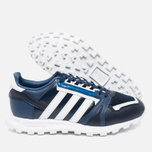 Мужские кроссовки adidas Originals x White Mountaineering Racing 1 Navy/White фото- 1