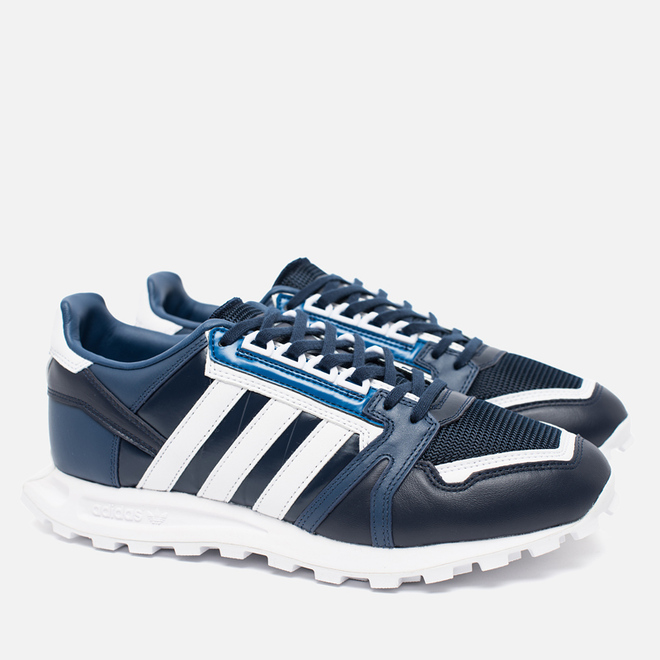 Мужские кроссовки adidas Originals x White Mountaineering Racing 1 Navy/White