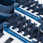 Мужские кроссовки adidas Originals x White Mountaineering Racing 1 Navy/White фото- 3