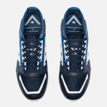 Мужские кроссовки adidas Originals x White Mountaineering Racing 1 Navy/White фото- 4