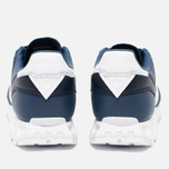 Мужские кроссовки adidas Originals x White Mountaineering Racing 1 Navy/White фото- 5