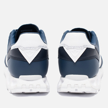 Мужские кроссовки adidas Originals x White Mountaineering Racing 1 Navy/White фото- 2