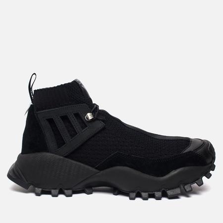 Мужские кроссовки adidas Originals x White Mountaineering Seeulater Alledo Primeknit Core Black