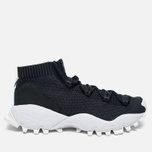 Мужские кроссовки adidas Originals x White Mountaineering Seeulater Utility Black/Solid Grey/Core Bl фото- 0