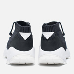 Мужские кроссовки adidas Originals x White Mountaineering Seeulater Utility Black/Solid Grey/Core Bl фото- 3