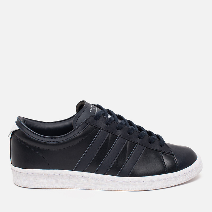 Мужские кроссовки adidas Originals x White Mountaineering SPGR Night Navy/White