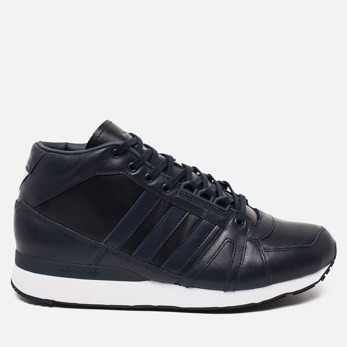 Мужские кроссовки adidas Originals x White Mountaineering ZX 500 Hi Night Navy/White