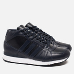 Мужские кроссовки adidas Originals x White Mountaineering ZX 500 Hi Night Navy/White фото- 1