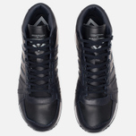 adidas Originals x White Mountaineering ZX 500 Hi Men's Sneakers Night Navy/White photo- 4