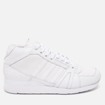 Мужские кроссовки adidas Originals x White Mountaineering ZX 500 Hi White/White фото- 0