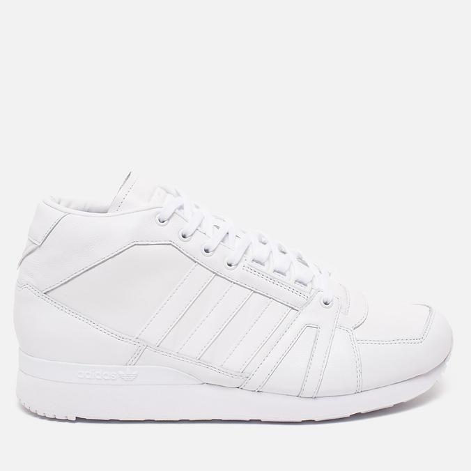 adidas Originals x White Mountaineering ZX 500 Hi Men's Sneakers White/White