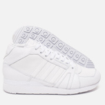 Мужские кроссовки adidas Originals x White Mountaineering ZX 500 Hi White/White фото- 2