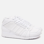 Мужские кроссовки adidas Originals x White Mountaineering ZX 500 Hi White/White фото- 1