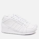 adidas Originals x White Mountaineering ZX 500 Hi Men's Sneakers White/White photo- 1