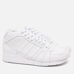 Мужские кроссовки adidas Originals x White Mountaineering ZX 500 Hi White/White