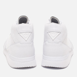 Мужские кроссовки adidas Originals x White Mountaineering ZX 500 Hi White/White фото- 3