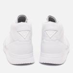adidas Originals x White Mountaineering ZX 500 Hi Men's Sneakers White/White photo- 3