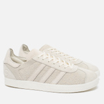 Мужские кроссовки adidas Originals x Wings + Horns Gazelle OG Off White фото- 1