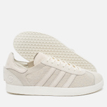 Мужские кроссовки adidas Originals x Wings + Horns Gazelle OG Off White фото- 2
