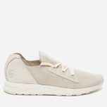 Мужские кроссовки adidas Originals x Wings + Horns ZX Flux X Off White фото- 0