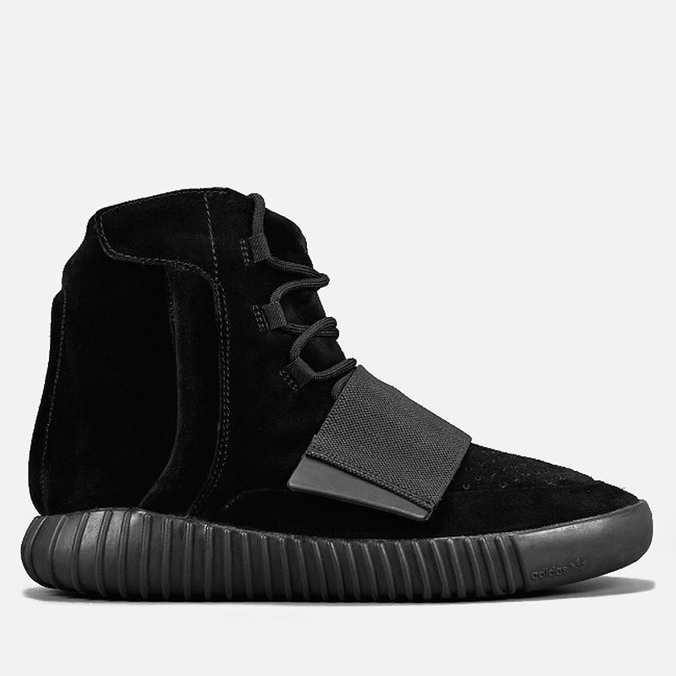 Кроссовки adidas Originals Yeezy 750 Boost Black/Black