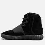 Кроссовки adidas Originals Yeezy 750 Boost Black/Black фото- 1