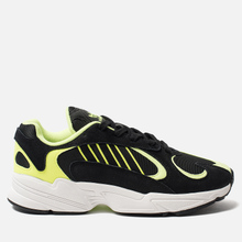 Мужские кроссовки adidas Originals Yung-1 Core Black/Core Black/Hi-Res Yellow фото- 3